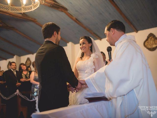 El matrimonio de Francisco y Paula en Talagante, Talagante 1