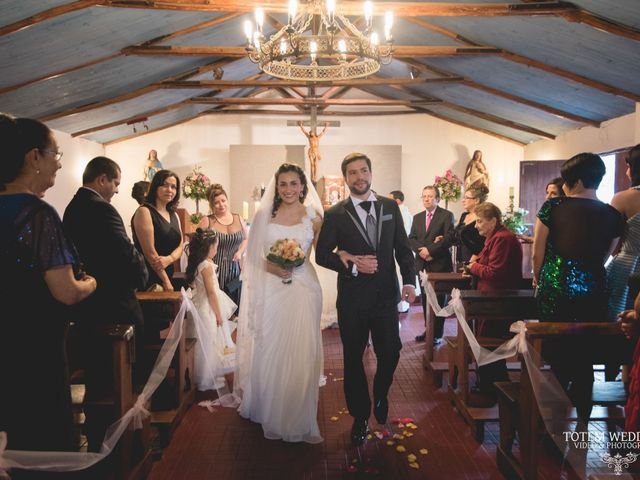 El matrimonio de Francisco y Paula en Talagante, Talagante 19