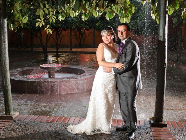 El matrimonio de Jessica y Fabián