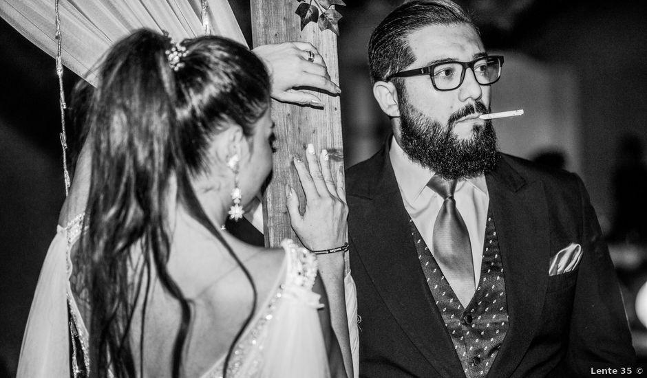 El matrimonio de Guillermo y Sabina en La Serena, Elqui