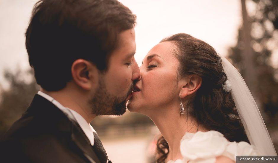 El matrimonio de Francisco y Paula en Talagante, Talagante