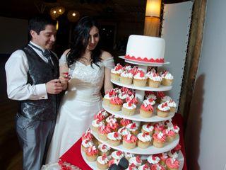 El matrimonio de Lucia y Eric 1