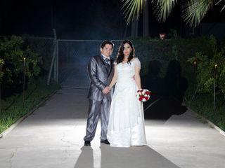 El matrimonio de Lucia y Eric