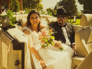 El matrimonio de Melanie y Nicolás  1