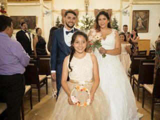 El matrimonio de Melanie y Nicolás  3