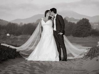 El matrimonio de Melanie y Nicolás