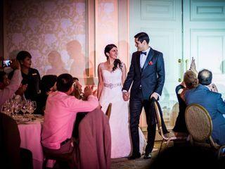 El matrimonio de Ivonne y Sebastian 1