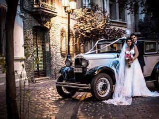 El matrimonio de Ivonne y Sebastian