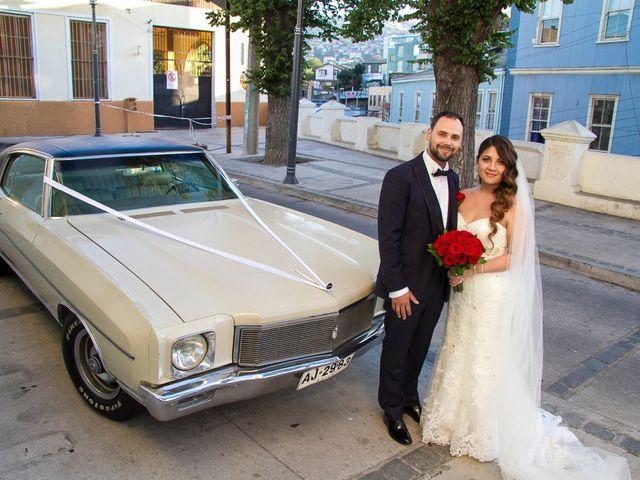 El matrimonio de Jose Luis y Emilyn en Valparaíso, Valparaíso 9