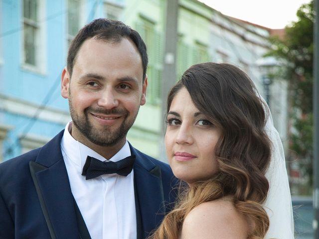 El matrimonio de Jose Luis y Emilyn en Valparaíso, Valparaíso 11