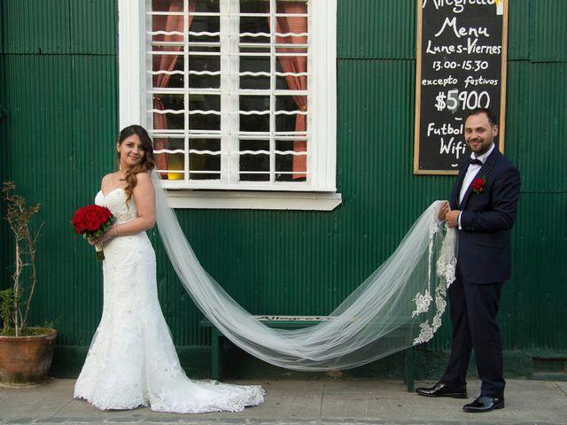 El matrimonio de Jose Luis y Emilyn en Valparaíso, Valparaíso 12