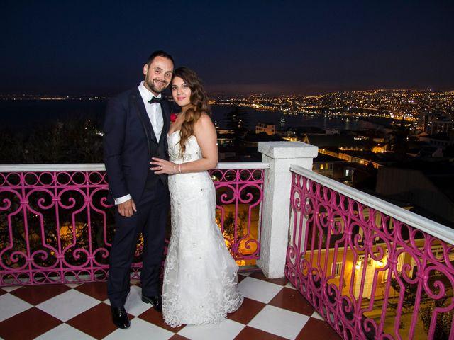 El matrimonio de Jose Luis y Emilyn en Valparaíso, Valparaíso 16