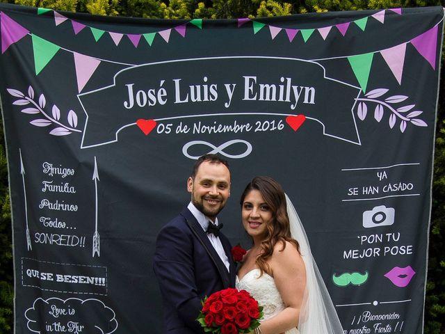 El matrimonio de Jose Luis y Emilyn en Valparaíso, Valparaíso 27