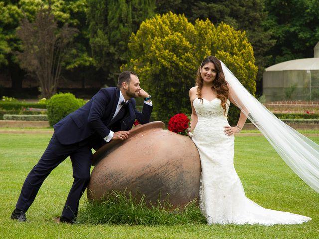 El matrimonio de Emilyn y Jose Luis