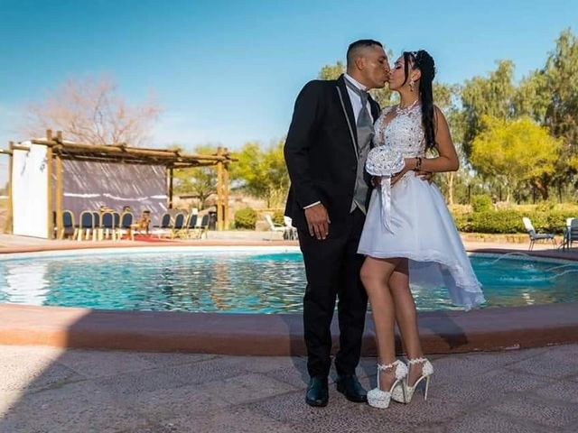 El matrimonio de Claudia  y Francisco