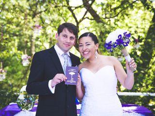 El matrimonio de Yennifer y Mauricio