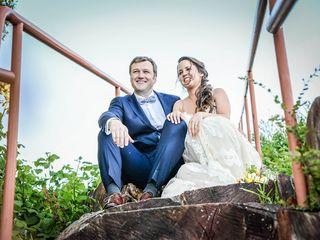 El matrimonio de Stephanie y Aldo 2