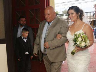 El matrimonio de Rosita  y David  2