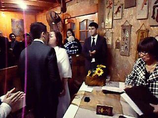 El matrimonio de Alison y Sergio 3