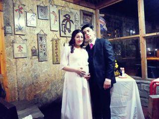 El matrimonio de Alison y Sergio