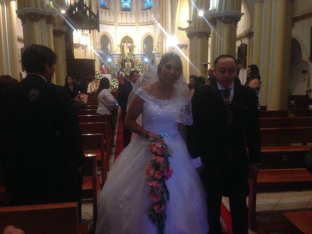 El matrimonio de Pilar y Carlos