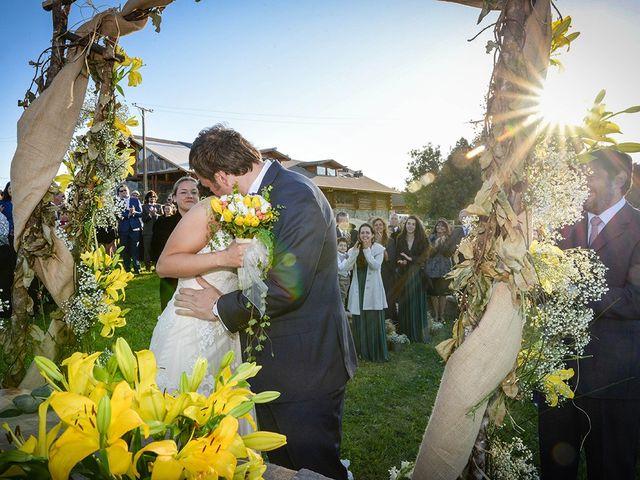 El matrimonio de Aldo y Stephanie en Puerto Varas, Llanquihue 9