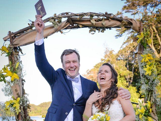 El matrimonio de Aldo y Stephanie en Puerto Varas, Llanquihue 10
