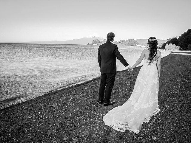 El matrimonio de Aldo y Stephanie en Puerto Varas, Llanquihue 4