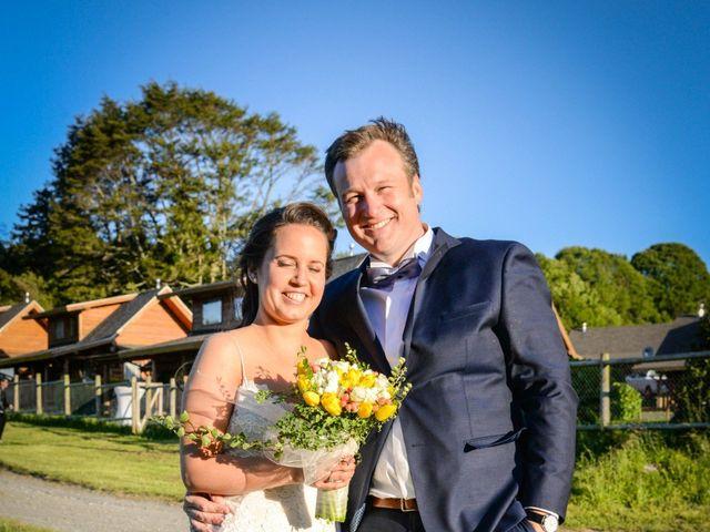 El matrimonio de Aldo y Stephanie en Puerto Varas, Llanquihue 11