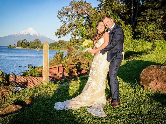 El matrimonio de Stephanie y Aldo