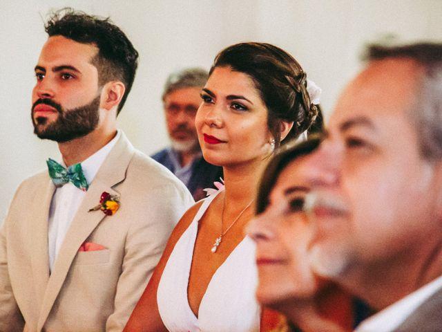 El matrimonio de Sebastián y Begoña en El Monte, Talagante 17