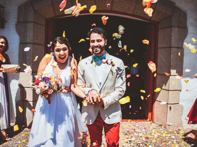 El matrimonio de Sebastián y Begoña en El Monte, Talagante 21