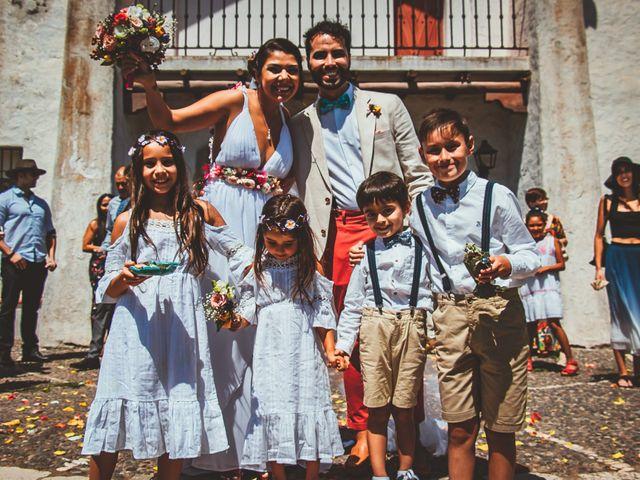 El matrimonio de Sebastián y Begoña en El Monte, Talagante 22