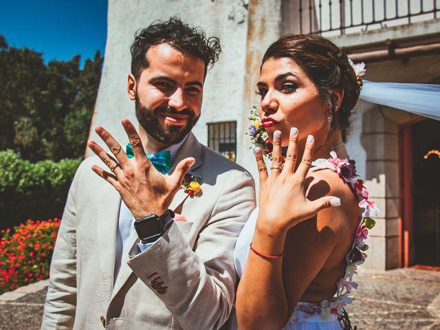 El matrimonio de Sebastián y Begoña en El Monte, Talagante 25