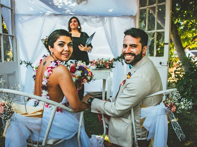 El matrimonio de Sebastián y Begoña en El Monte, Talagante 27