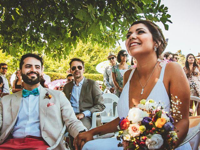 El matrimonio de Sebastián y Begoña en El Monte, Talagante 30