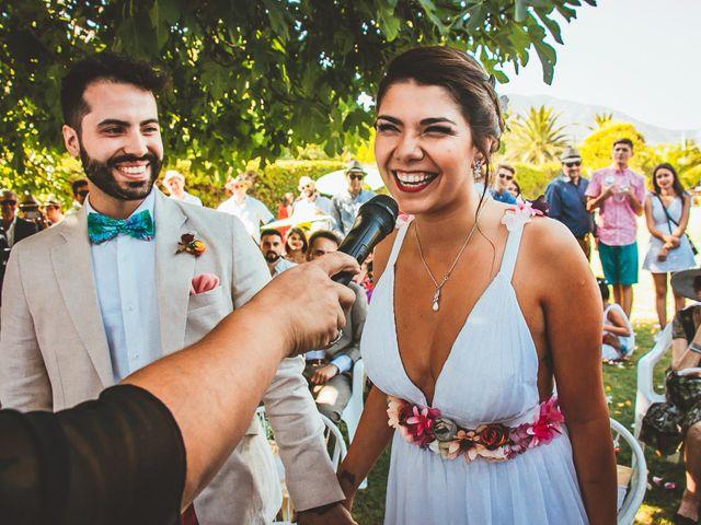El matrimonio de Sebastián y Begoña en El Monte, Talagante 31