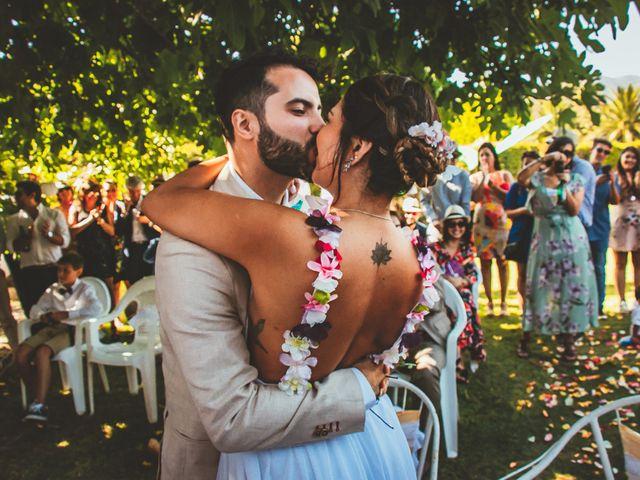 El matrimonio de Sebastián y Begoña en El Monte, Talagante 32