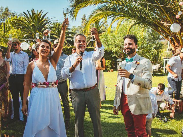 El matrimonio de Sebastián y Begoña en El Monte, Talagante 38