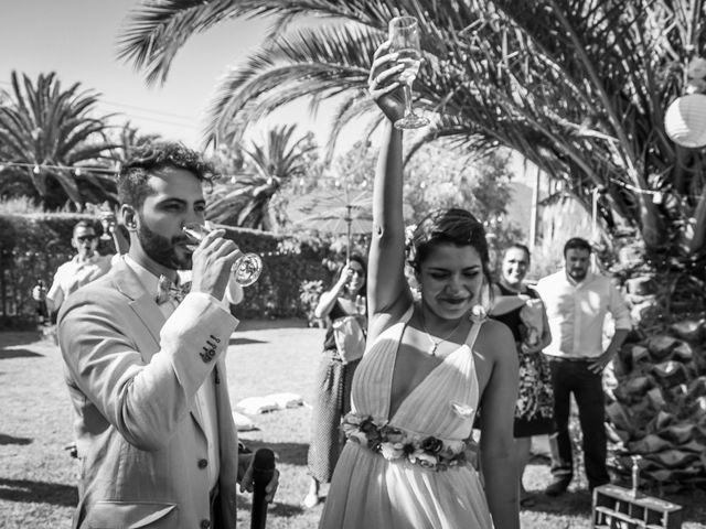 El matrimonio de Sebastián y Begoña en El Monte, Talagante 42