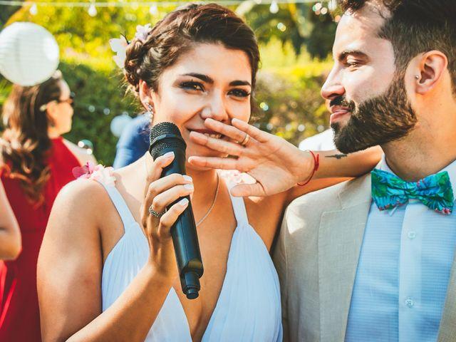 El matrimonio de Sebastián y Begoña en El Monte, Talagante 43