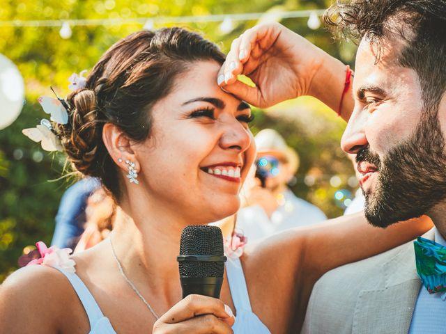 El matrimonio de Sebastián y Begoña en El Monte, Talagante 44