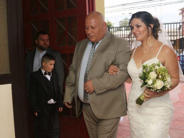 El matrimonio de David  y Rosita  en San Bernardo, Maipo 4