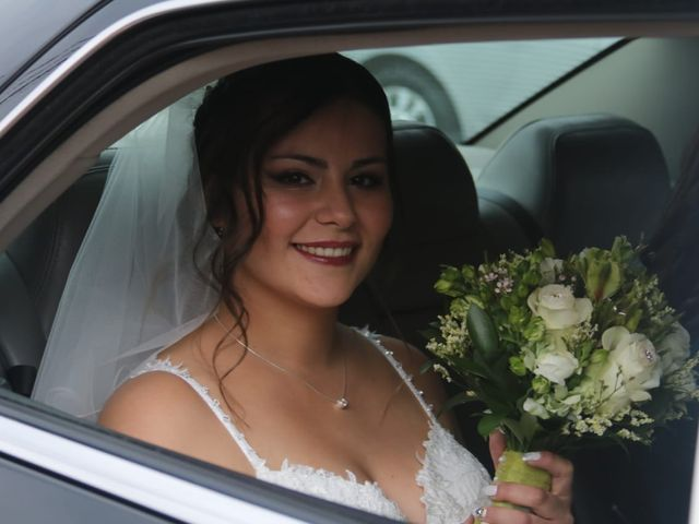 El matrimonio de David  y Rosita  en San Bernardo, Maipo 5