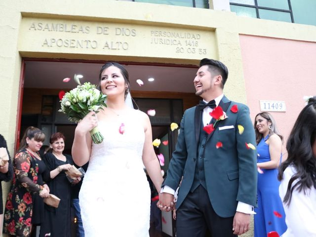 El matrimonio de David  y Rosita  en San Bernardo, Maipo 6