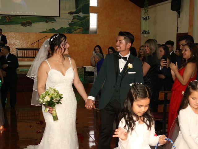 El matrimonio de David  y Rosita  en San Bernardo, Maipo 7