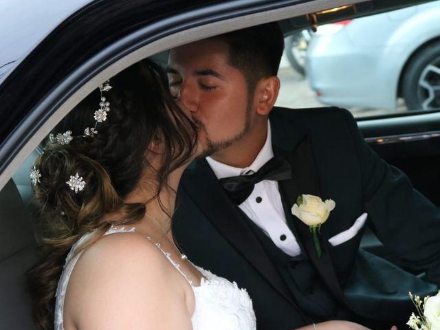El matrimonio de David  y Rosita  en San Bernardo, Maipo 9