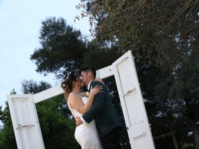 El matrimonio de David  y Rosita  en San Bernardo, Maipo 11