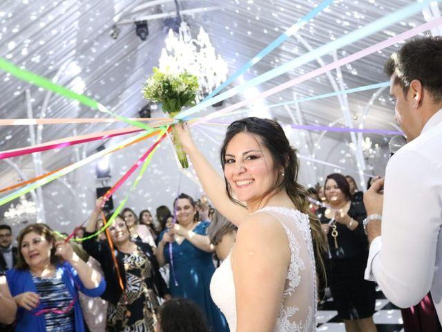 El matrimonio de David  y Rosita  en San Bernardo, Maipo 2