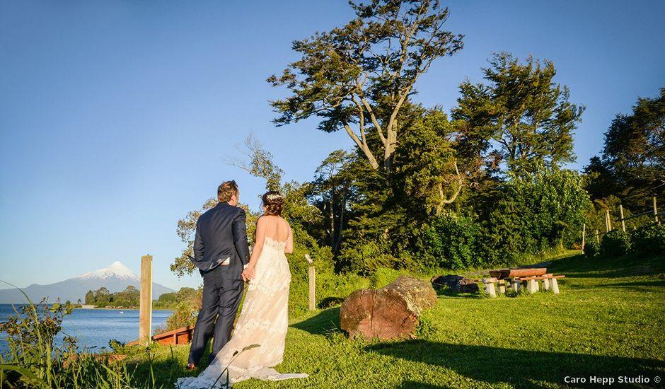El matrimonio de Aldo y Stephanie en Puerto Varas, Llanquihue